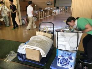 岡山豪雨災害支援1